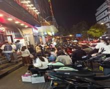 (出租)玄武区北门桥十字路口临街餐饮旺铺转让 位置好地段繁华人流量大