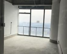 (出租)毛坯写字楼,楼层在26层,电梯直达不用中转,由2间65平组成