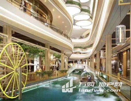 河西万达旁 新城吾悦广场 在建商业综合体 打造成第二个河西万达广场 交通便利地铁2号线江东北路
