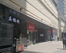 (出租)浦口明发临街一楼美食城招租双证齐全写字楼环绕