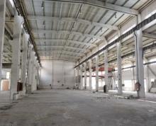 (出租)江宁开发区独栋4000平厂房 高十米可架行车