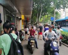 (出租)珠江路新世界直租38平金角门宽10米,奶茶MAX,中心地段