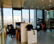 凤凰国际大厦半层精装修领包办公高端大气面临玄武湖难得的景观房