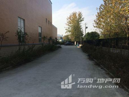 栖霞宁镇公路旁15亩土地9800平厂房出售