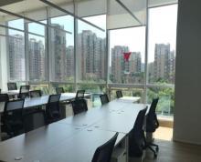 新地中心 SOHO3Q 服务式办公 可短租 环境极佳