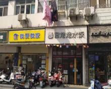 建邺路菜场旁店铺转让适合做水果炒货卤菜贴近居民生活