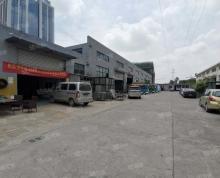 (出租)江宁秣陵800平带5吨行车砖混结构厂房急租