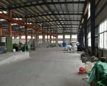 (出租) 出租淮阴厂房3400平方 有行车5吨 适合机械加工
