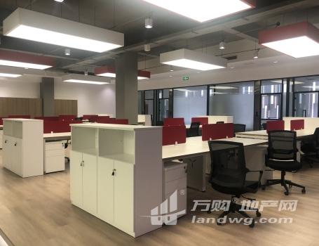 苏大天宫科技园553平高端办公火爆出租中,交通便利配套齐全
