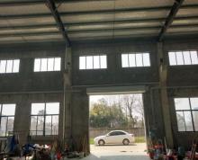 (出租) 江宁周边出租独门独院单层机械两栋厂房2000平方