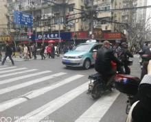 (出租)鼓楼汉中门大街 沿街适合餐饮商铺 执照齐全 早晚都是人