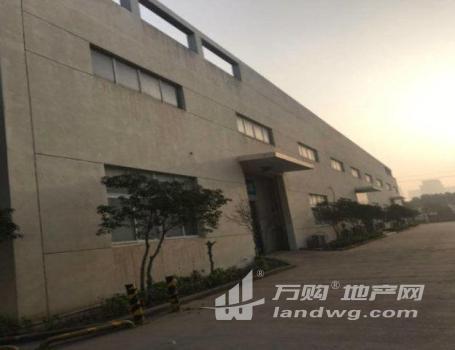 (出租) 秣陵独门独院7600平厂房出租配套办公楼住宿