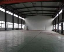 (出租)新港开发区恒泰路1500平厂房带行吊可加工生产可做仓储