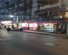 (出租)珠江路红庙小区临街人气旺铺 可餐饮可明火双证全业态不限人流大