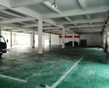 (出租) 秣陵工业园标准厂房2100平,砖混结构环氧地坪