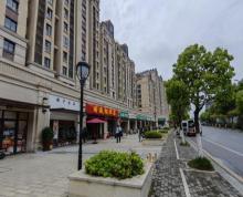 (出售)江北新区工业大学旁 白马社区中心对面小区大门口纯一楼临街门面