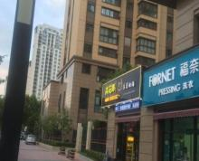 鼓楼区凤凰西街中海凤凰熙岸上下两层商铺出租展示面好方便停车