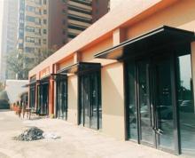 (出售)保利西江月 沿街现铺挑高门面 青奥公园旁现房 可餐饮
