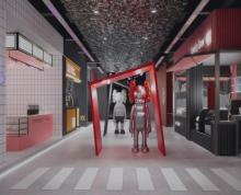 (出租)江宁双龙大道同曦集团与各个主干道相通地铁口里面纯一楼照餐饮