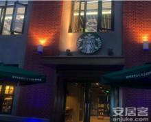 (出售)运河外滩 (星巴克)餐饮旺铺急售,现年租金11万