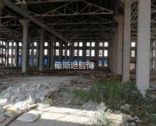 南通通州区新出4000平 单一层机械厂房有10吨行车 价格便宜