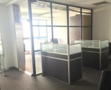 鼓楼区 虹桥中心 办公家具齐全 电梯口