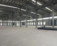 (出租)经开新港工业园独栋单层钢结构厂房5200平