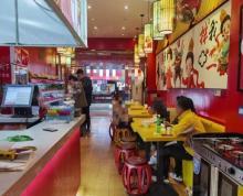 (转让)个人非中介 宝龙后街好位置特色餐饮品牌店 旺铺转让 可空转