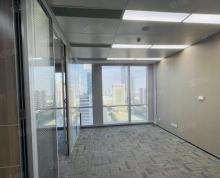 (出租)苏悦广场 精装小户型127平3隔断带家具 拎包办公随时看房