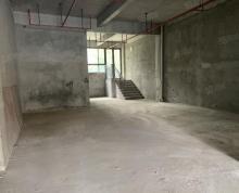 (出租)纯一楼挑高6米大通仓商铺,可做两层,沿街旺铺