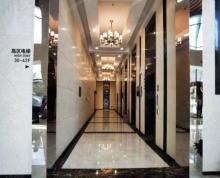 (出租)平安国金中心1000平,电梯口户型方正,核心区域