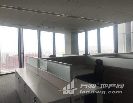 南京河西金融城优质写字楼出租【万购推荐】