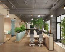 (出租)市中心!双地铁口 工位加单间 时尚精致办公 让办公成为享受!