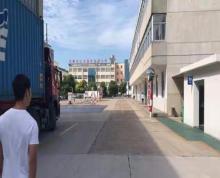 (出租)胡埭陆藕路20000方重型机械厂房出租!