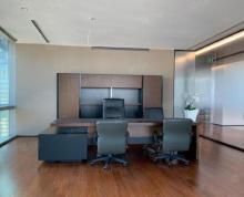 (出租)中海财富中心 1039平半层 一线湖景 地铁口 适合企业总部