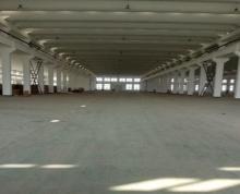 (出租) 龙虎塘1楼厂房4500平有行车梁急出租