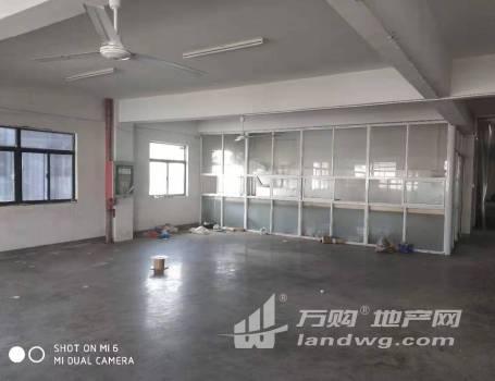 空港空业园单层厂房1900平米有桁车电力250KVA