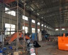 (出租)长丰双墩1000平钢构厂房,层高9米带5吨行车,大车进出方便