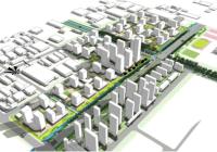 《南京市江宁区九龙湖片区 控制性详细规划》SOc040-21规划管理单元图则调整及东大九龙湖校区站综合开发特定规划区城市设计