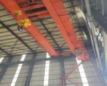 (出租)镇江大港钢结构厂房,高度24米,50吨行车!难得的厂房!