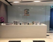 (出租)出租 台江万达申发大厦 633平高层电梯口 现代精装看江办公
