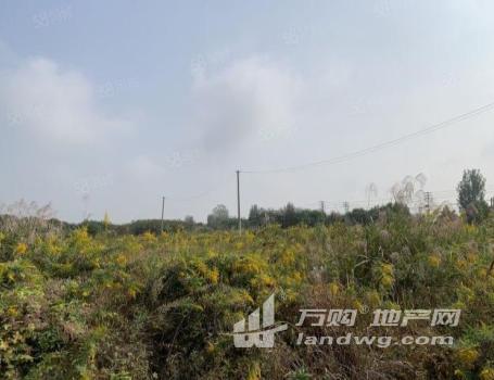 (出售)溧水开发区滨淮大道纯土地50亩售32万元一亩
