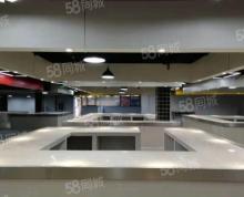 (出租)江宁秣周东路菜场招租 可做任何业态 精装修 包执照数量有限