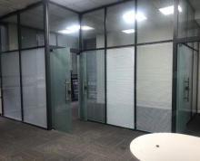 (出租)绿地商务城甲级写字楼出租,中央空调,隔断已做好
