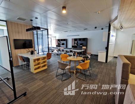 雨花客厅 纯写字楼 地铁天龙寺站上面 出行方便品质楼
