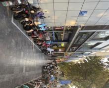 (出租)三山街地铁站临街商铺 人流量大 地铁出口旁