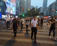 (出租)玄武区珠江路长江路办公区 沿街店铺出租 可餐饮可明火