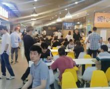 (出租)建邺奥体新城科技园万人园区指定就餐区小吃旺铺直租 水电煤齐全