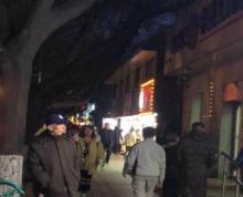 秦淮区白下路沿街店铺招租 对面环北大市场 客流爆炸 带品牌来