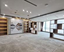 (出租)苏州中心 正电梯厅 精装修800平 全湖景办公